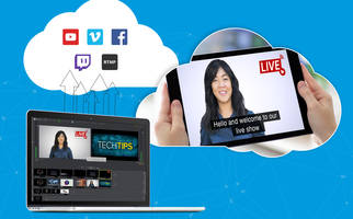 Latest Wirecast Live Streaming and Production Software Provides Access to Live Captioning