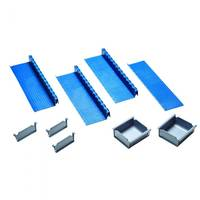 Rockler Offers New Drawer Organization System with Synthetic Rubber Tray Sections