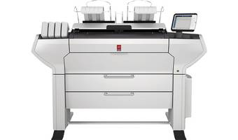 New Oce ColorWave 3000 Series Color Printing Systems Offer True Green-Button Printing