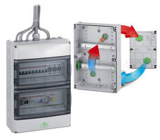 Altech Presents AKIII Air Enclosure with an Exchangeable Filter Element