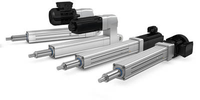 SKF CASM-100 Electromechanical Actuators with Modular Design Enable Tailored Solutions for Wide Range of Industrial Linear Movement and Positioning Applications