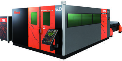 New OPTIPLEX 3015 DDL Laser-Cutting Machine Features Multi-Control Torch