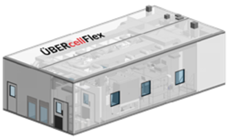 New iCON UBERcellFLEX PODs are Designed for Autologous Cell Therapies Manufacturing