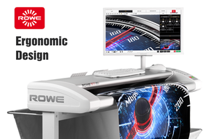 Latest ROWE Scan 850i Series Scanners Offer a Scan Speed of Up to 15 in. Per Second
