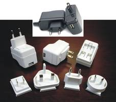 5W Medical USB Wall Mount Adapters Certified for Use in Home Healthcare Environments