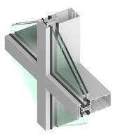 Latest 400SS Series Thermal Curtainwall Uses Continuous 0.25 in. Ethylene Propylene Rubber