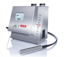Paul Leibinger Introduces JET One Printer with a 5.7-in. TFT Touch Screen Display