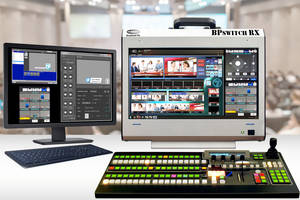 New BPswitch RX Features a 17-Inch Integrated Touchscreen Display