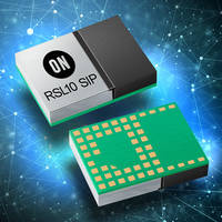 New Bluetooth 5 Radio Family from ON Semiconductor Features an Integrated Antenna