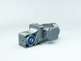 SK 920072.1 Helical Bevel Gear Motor Comes in 0.16 to 1.50 HP Power Range