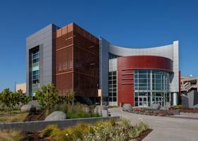 CENTRIA Products Form Gateway to Campus at New Mission College Student Engagement Center