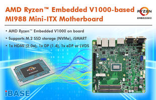 New Motherboard Supports ECC and up to 32GB Capacity