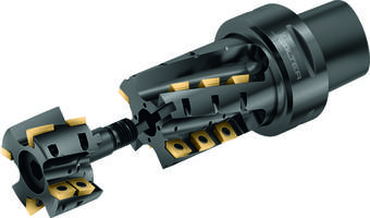 New Milling Cutter Has an Approach Angle of 90 Degrees
