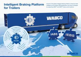 WABCO Introduces Modular Braking Platform for All Types of Trailers