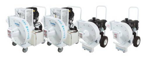 Latest Vac-Matic Insulation Removal Vacuum Machines are Equipped with Vac Drop Box