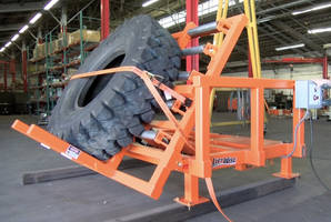 Latest Tilt Table from LiftWise Offers a Maximum Capacity of 5,250 lbs