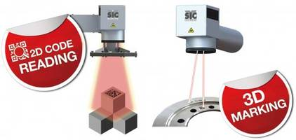 New EASY and HD Lasers from SIC Marking Use Ytterbium Doped Fiber Source