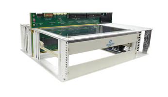 VadaTech Introduces New One Slot 6U VPX Benchtop Development Chassis Featuring Increased Ease of Access for Probing and Debugging