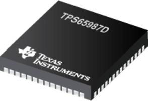 Texas Instruments Introduces Two New Power Delivery Controllers with Fully Integrated Power Paths