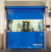 New LiteSpeed Washdown Doors from Rite-Hite are Embedded with Soft Break-Away Technology