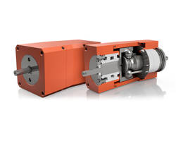 New Traction Drives from Rolling Motion Permit Motor to Operate at Peak Efficiency