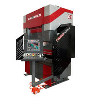 Cincinnati Offers Autoform Hydraulic Press Brake with Angle Measuring Technology