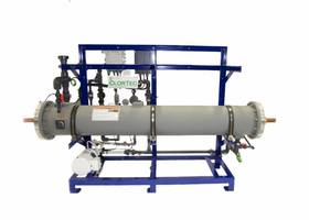 De Nora Introduces ClorTec Hypochlorite Generators with Non-Intrusive Level Switch