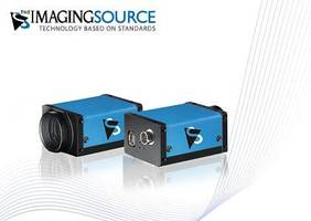 New 38 Series GigE Cameras Come with ix Industrial Ethernet Interface