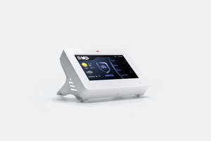 DMP Offers XTLtouch Security Panel with Intuitive 5 in  Graphic