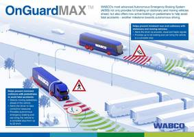 New OnGuard Collision Mitigation Systems are Based on Radar Sensor Technology