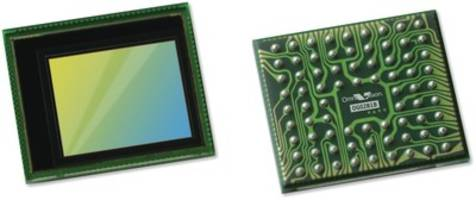 Global Shutter Image Sensors from OmniVision Eliminate Motion Artifacts and Blurring