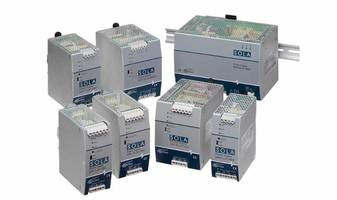 Emerson Offers SolaHD SDN 16-12-100C Power Supplies for Harsh Environments and Hazardous Locations