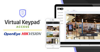 DMP Virtual Keypad Access™ Expands Commercial Video Capabilities