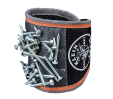 Klein Tools Presents Tradesman Pro Magnetic Wristband Made of 1680d Ballistic Material