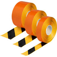 New ToughStripe Max Floor Marking Tape Features Tapered Edges