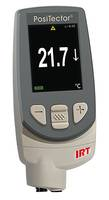Latest PosiTector IRT Infrared Thermometer Features a Button Activated Laser Pointer