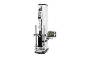 New G1105 Cork Extraction Fixture Captures Peak Forces and Identify Pass/Fail Conditions