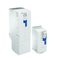 New Variable Frequency Drive from ABB Improves Water and Wastewater Flow