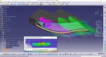 New LucidShape Automotive Analysis Software Features Surface Sensor for High-Accuracy Analysis