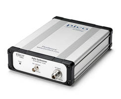 New PicoSource AS108 Agile Synthesizer Offers Output Frequency Range from 300kHz to 8GHz