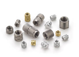 SI® Inserts for Plastic Assemblies Provide Reusable Metal Threads Enabling Easy Disassembly and Re-Attachment Whenever Required