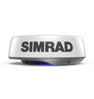 New Simrod HALO24 is the Industry's First Lightweight and Technically Innovative Pulse Compression Radar