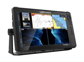 New HDS LIVE Fishfinder Creates Depth-Contour Overlays On Charts
