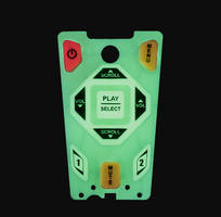 Latest Customizable Silicone Rubber Keypads are Non-Toxic/ Eco-Friendly