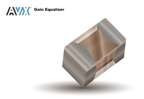 New GEQ Series RC Equalizers are Compliant to RoHS Standards