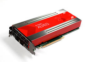 Xilinx Presents Alveo AI Accelerator Cards with New Standards and Updated Algorithms