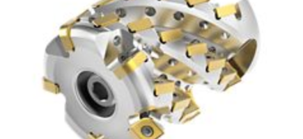 Kennametal Announces Release of New Milling Cutter to Help Lower Machining Forces and Improve Cutting Time