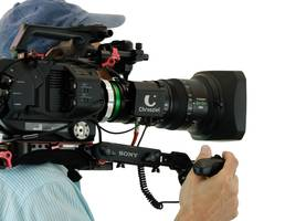 New Fujinon Zoom Lense Features Detachable Servo Drive Motor