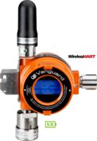 United Electric Controls' Vanguard WirelessHART Gas Detector Expanded to Include Enhanced Stability