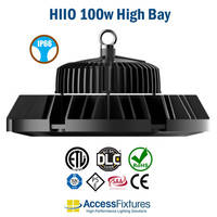 Access Fixtures Releases HIIO LED High Bay Lights Suited for Versatile Environments